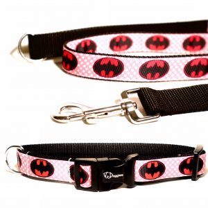 Pink Batman szett
